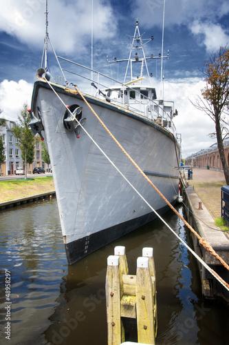 Fotografia Boat  Den Helder