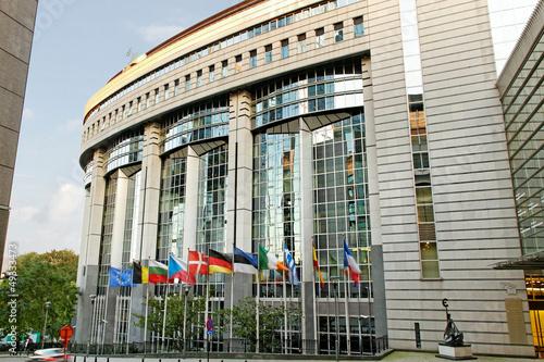 The EU Parliament.