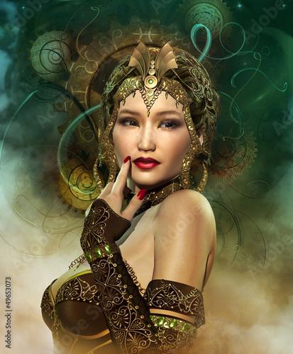 Obraz na plátne Enchantress