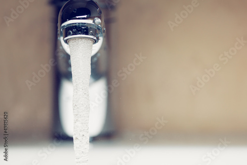 Fotografie, Obraz water tap