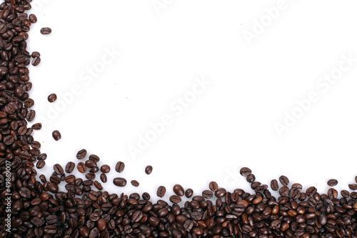 Fototapeta premium tło kawy