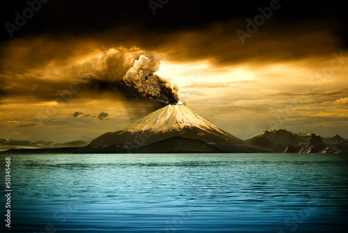 Fotografia Volcanos and all things related
