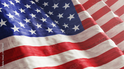 Fotografia American Flag