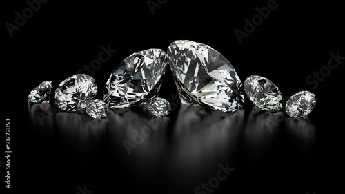 Diamonds #50722853