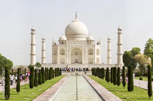 Fotografia Taj Mahal