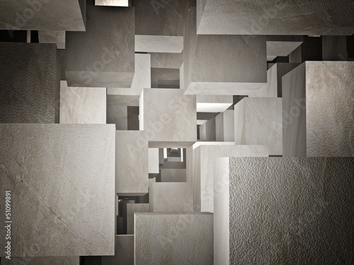 cubi abstract