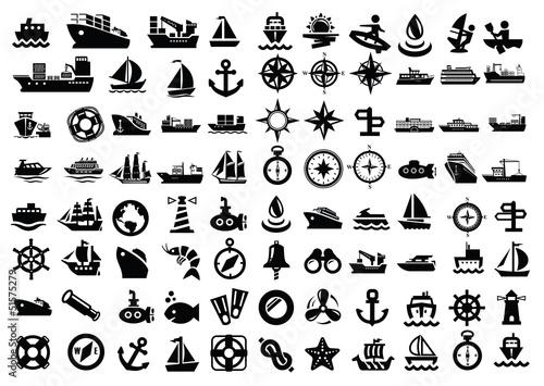 Fotografie, Obraz boat and ship