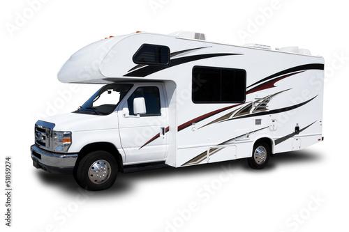 Fotografiet Recreational Vehicle