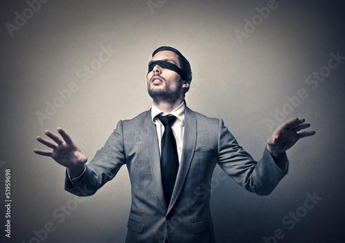 Fotografie, Tablou blind