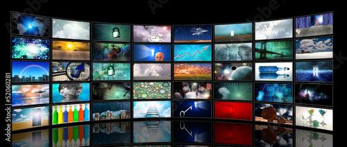 Fotografia Media Screens