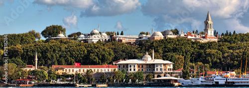 Photo Topkapi Palace in Istanbul
