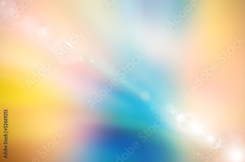 Abstract water color background illustration Fototapeta