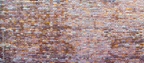 Fototapeta premium Background of brick wall texture