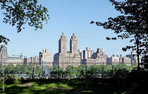 New York, Central Park Fotobehang