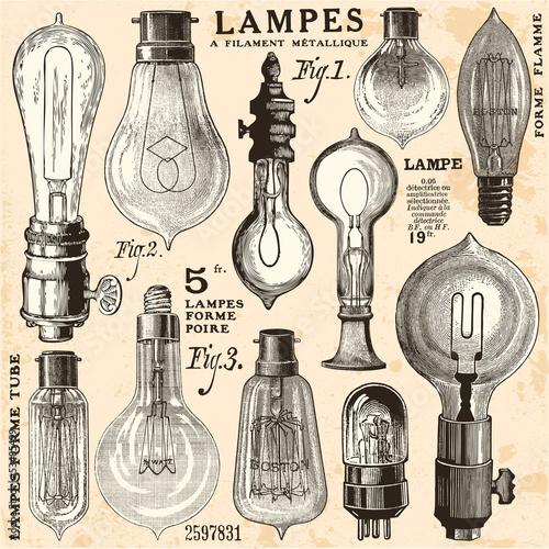 Fototapeta Light bulb