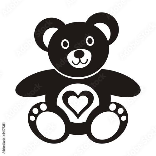 Teddy bear #54477281