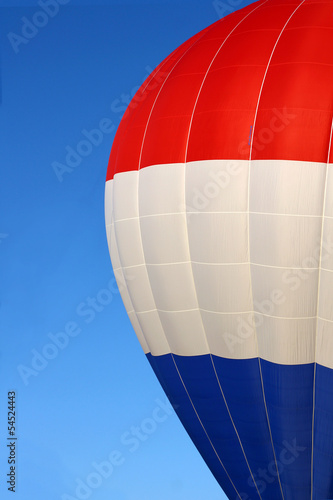 Side of Hot Air Balloon