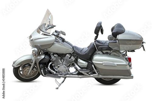 Canvas Print moto de légende