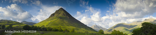 Fotografie, Obraz Lake District, Cumbria, UK