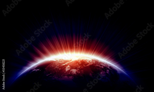 Planet Earth #55458221
