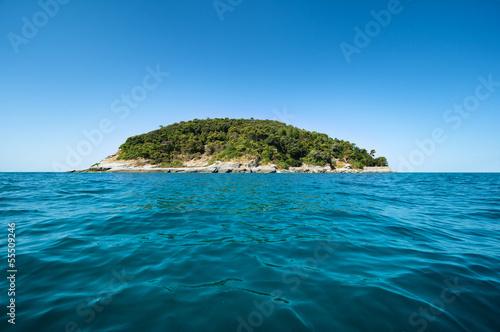 Stampa su Tela tropical island