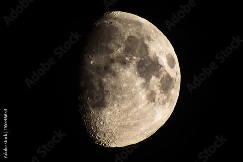 Moon Close-up #55546653