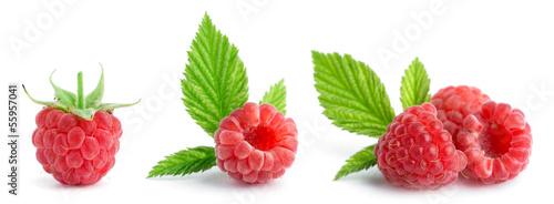 Stampa su Tela Sweet raspberries