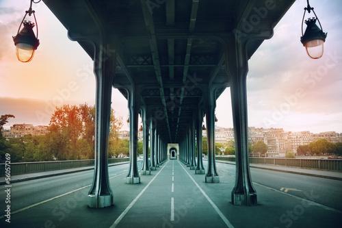 The Pont de Bir-Hakeim bridge #56057269