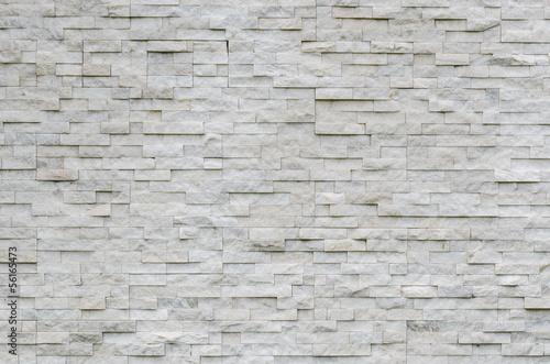 modern pattern of real stone wall