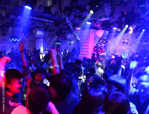 Fotografia nightclub