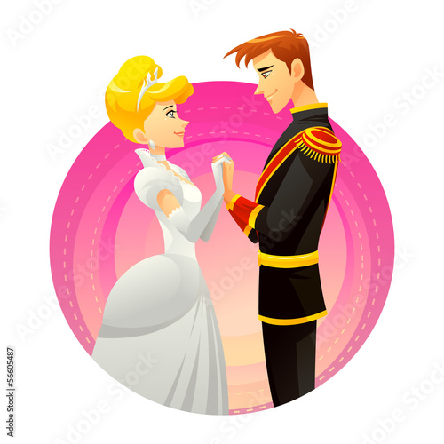 Ideal Soulmate Prince and princess love story.