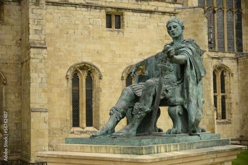 Constantine I (York, UK) Fototapeta