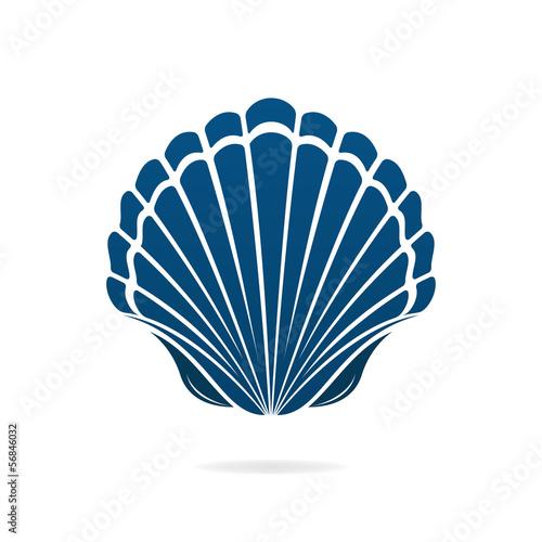 Fotomural seashell
