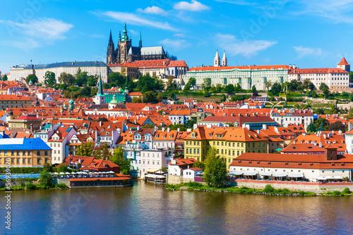 Obraz na plátně Scenery of Prague, Czech Republic