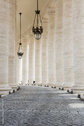 Photographie Colonnade