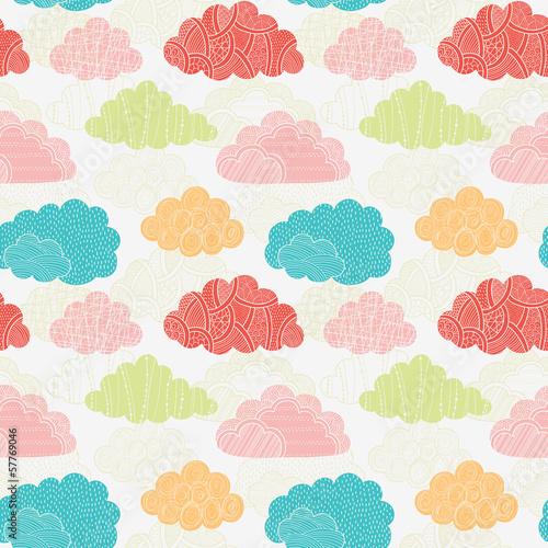 Wzór chmury