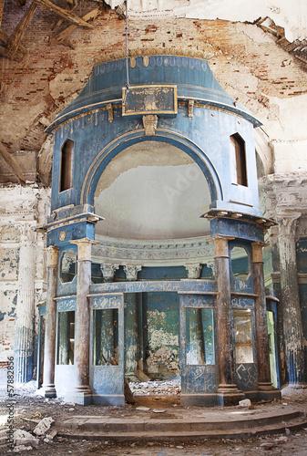 Foto Abandoned Church