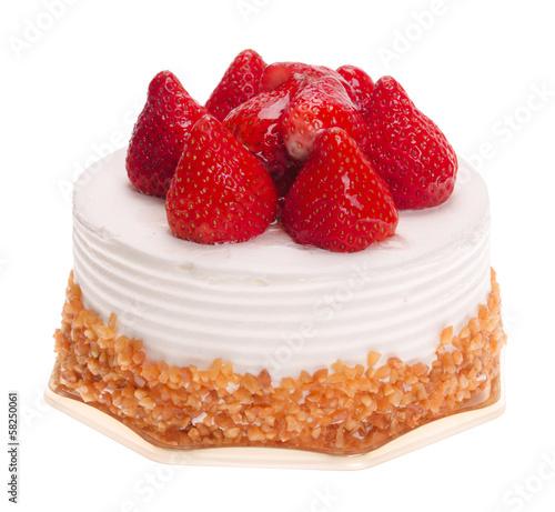 Fényképezés Strawberry shortcake