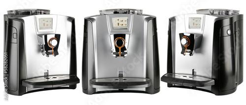 Canvas Print espresso machine