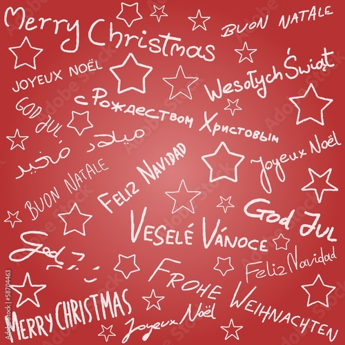 Christmas wishes #58704463