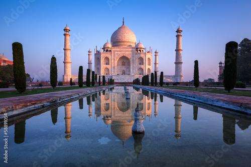 Obraz na płótnie Taj Mahal