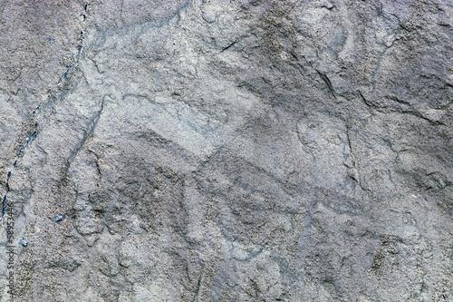 Folia na okno łazienkowe Tekstura szarej kamiennej ściany