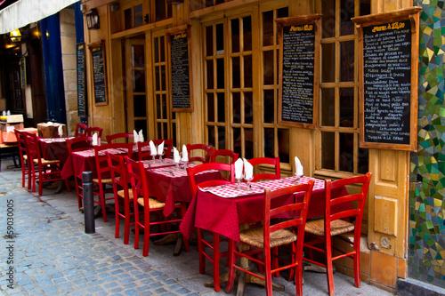 French restaurant #59030005