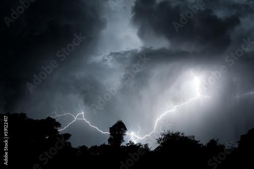 Lightning Storm #59122417