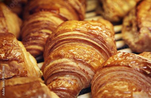 croissant Fototapeta