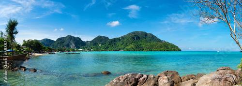 Obraz na plátně phi-phi island thailand