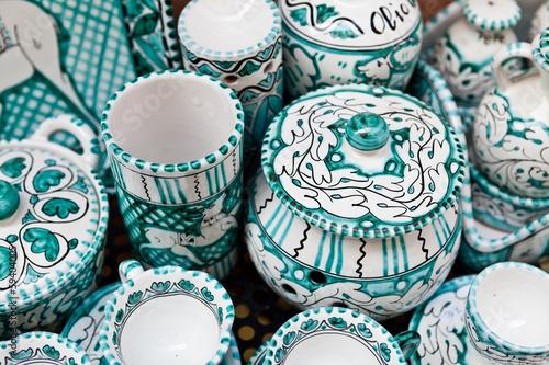 ceramiche #3 Fototapeta