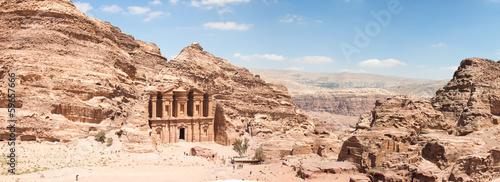 Photo The Monastarty, Petra, Jordan