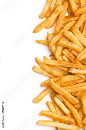 Canvas Print french fries