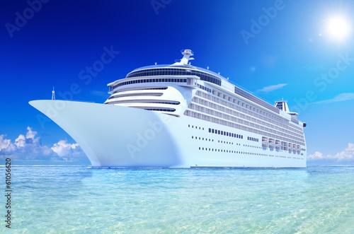 Fotografija Cruise In The Sea